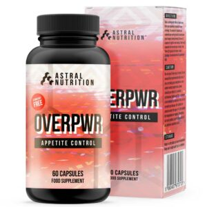 Overpwr Appetite Control Formula Product Image